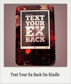 text your ex back for amazon kindle